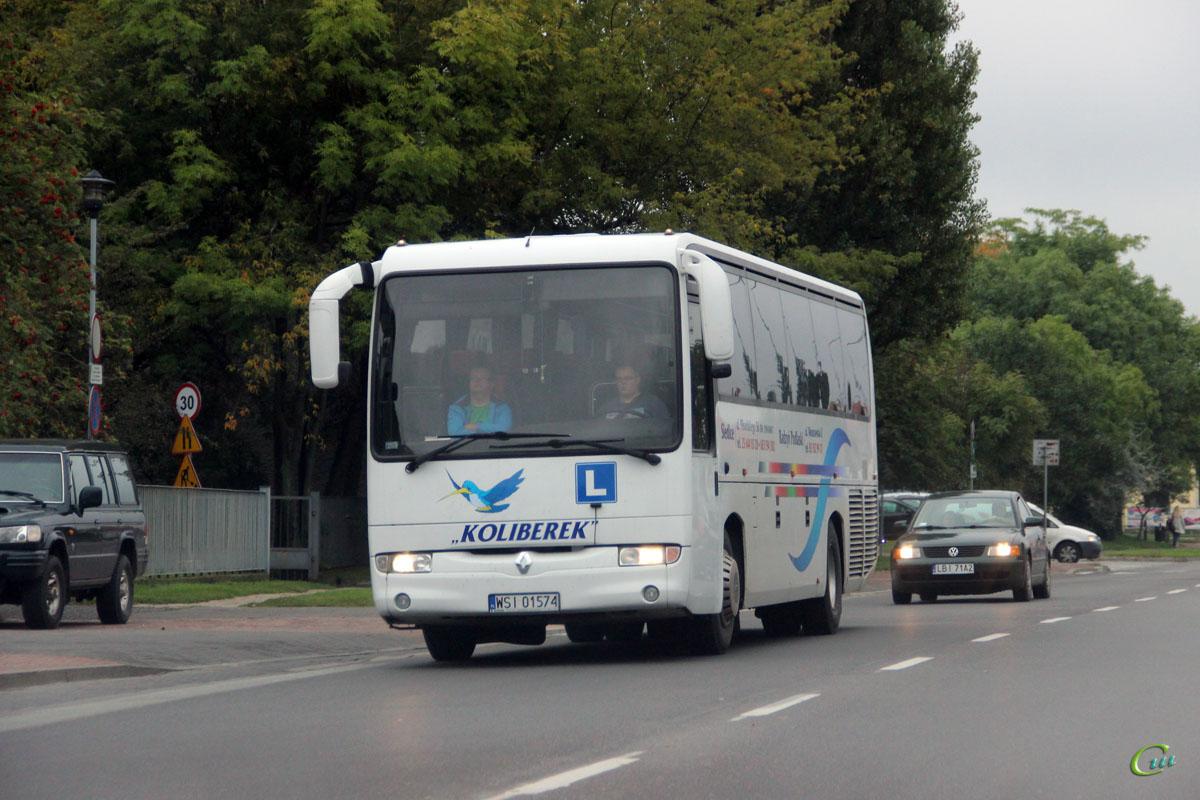 Бяла-Подляска. Renault Iliade WSI 01574