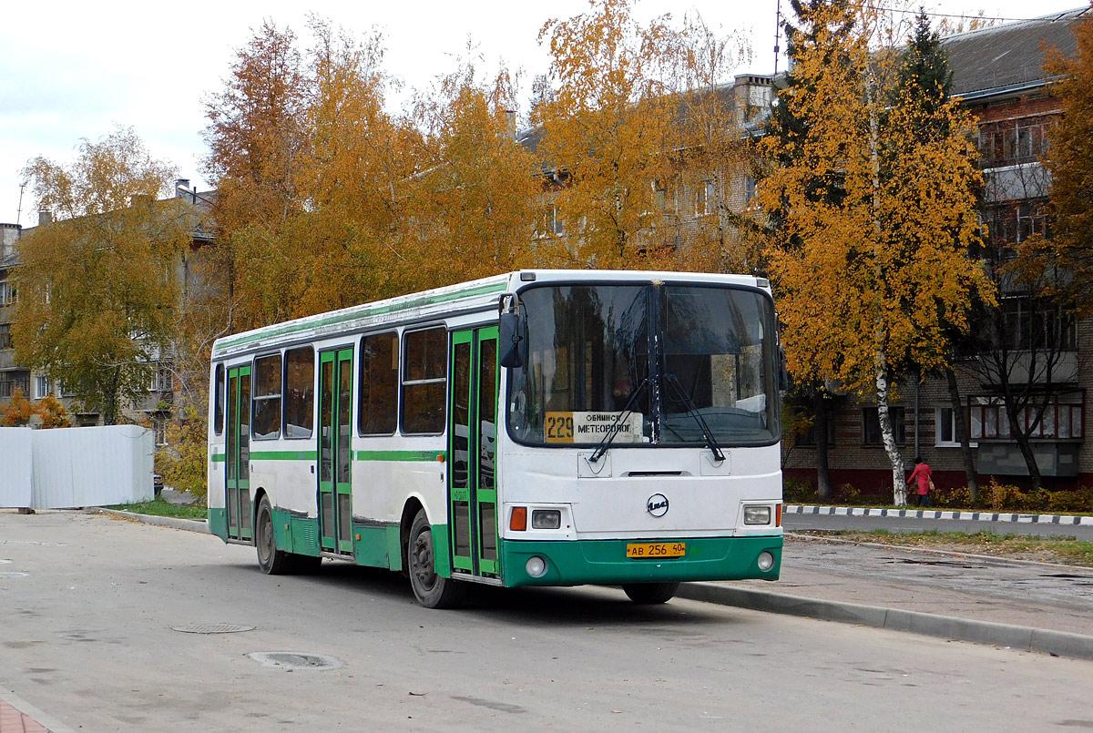Обнинск. ЛиАЗ-5256 ав256