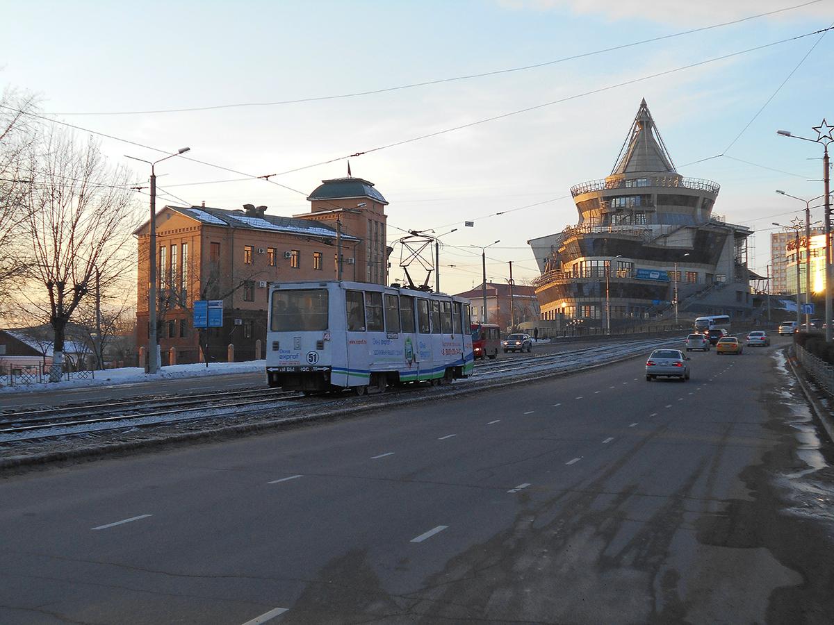 Улан-Удэ. 71-605А (КТМ-5А) №51