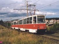 Усть-Илимск. 71-605 (КТМ-5) №022, 71-605 (КТМ-5) №021