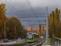 Санкт-Петербург. Stadler В85600М Метелица №001