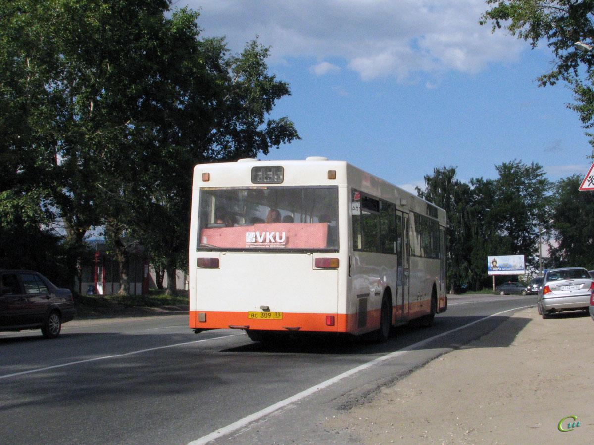 Владимир. MAN SL202 вс309