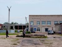 Мещовск. Здание автотранспортного предприятия г