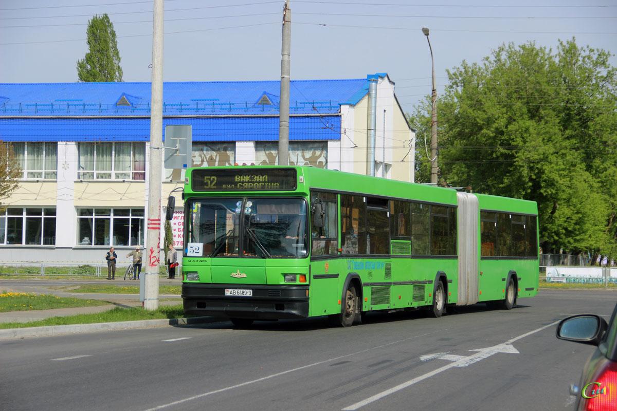 Гомель. МАЗ-105.065 AB6489-3
