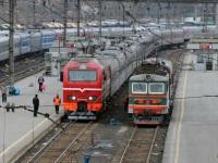 Екатеринбург. ЧС2-918, ЭП2К-090
