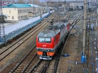 Екатеринбург. ЭП2К-163