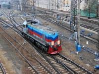 Екатеринбург. ТЭМ18ДМ-343