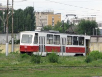 Липецк. Tatra T6B5 (Tatra T3M) №103