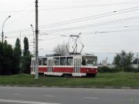 Липецк. Tatra T6B5 (Tatra T3M) №125