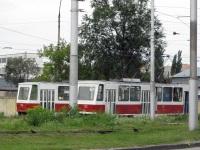 Липецк. Tatra T6B5 (Tatra T3M) №110, Tatra T6B5 (Tatra T3M) №103