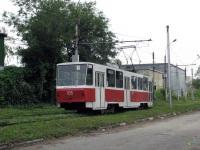 Липецк. Tatra T6B5 (Tatra T3M) №105