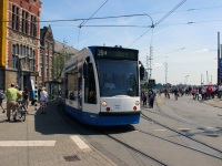 Амстердам. Siemens Combino №2142