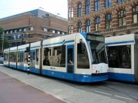Амстердам. Siemens Combino №2028