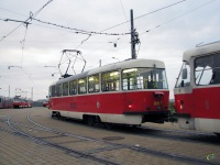Прага. Tatra T3R.P №8414