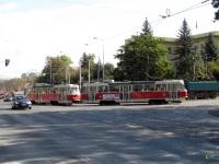 Прага. Tatra T3M №8046, Tatra T3M №8064