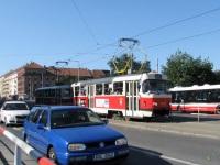 Прага. Tatra T3SUCS №7079