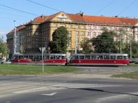 Прага. Tatra T3R.PLF №8263, Tatra T3R.P №8573