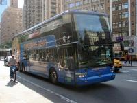 Нью-Йорк. Van Hool TD925 Astromega P873351