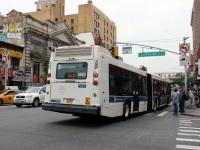 Нью-Йорк. Novabus LFS Artic AU2548