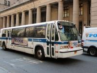 Нью-Йорк. Novabus RTS AT8071