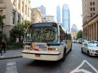Нью-Йорк. Novabus RTS AT7564