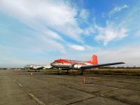 Воротынск. Самолёты Ил-14, на переднем плане - Ил-14Т СССР-91612