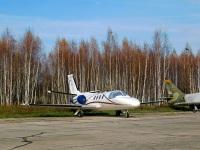 Воротынск. Самолёт Cessna 501 Citation I