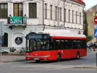 Каунас. Solaris Urbino 12 CNG GEV 059