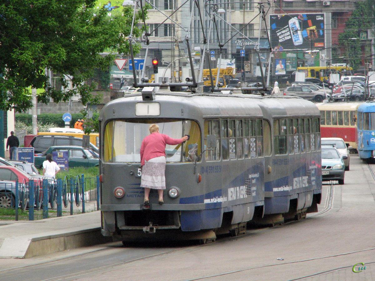 Киев. Tatra T3SU №5554, Tatra T3SU №5564