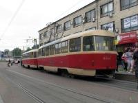 Киев. Tatra T3SU №6001, Tatra T3SU №6023
