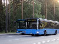 Клайпеда. Setra S315NF HGJ 657, MAN A21 NL263 HHN 170
