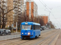 Москва. Tatra T3 (МТТЧ) №1420