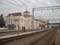 Ижевск. Вокзал станции Ижевск