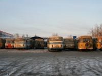 Шадринск. ЛиАЗ-677М р388ет, ЛиАЗ-677М ав347, ЛиАЗ-677М ав282, ЛАЗ-695Н ав366, ЛАЗ-695Н р395ет, ЛиАЗ-677М ав345, ЛАЗ-695Н м814ех