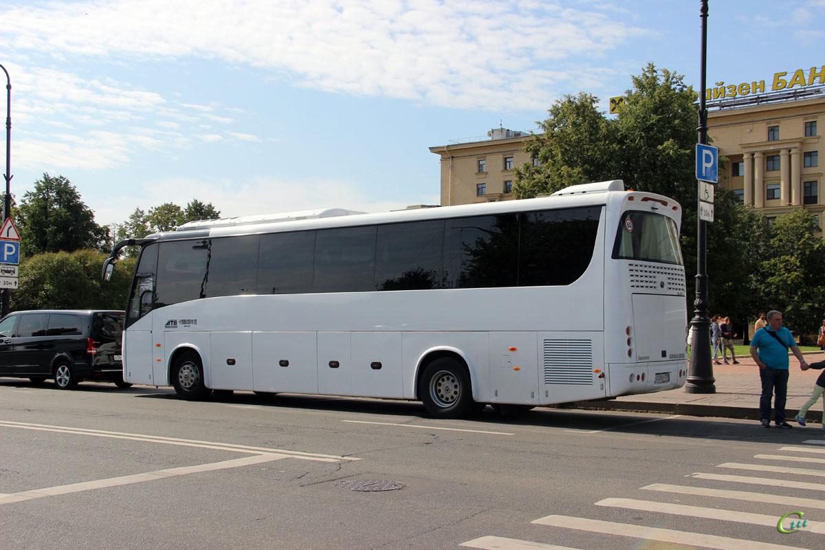 Санкт-Петербург. King Long XMQ6127C х328хр