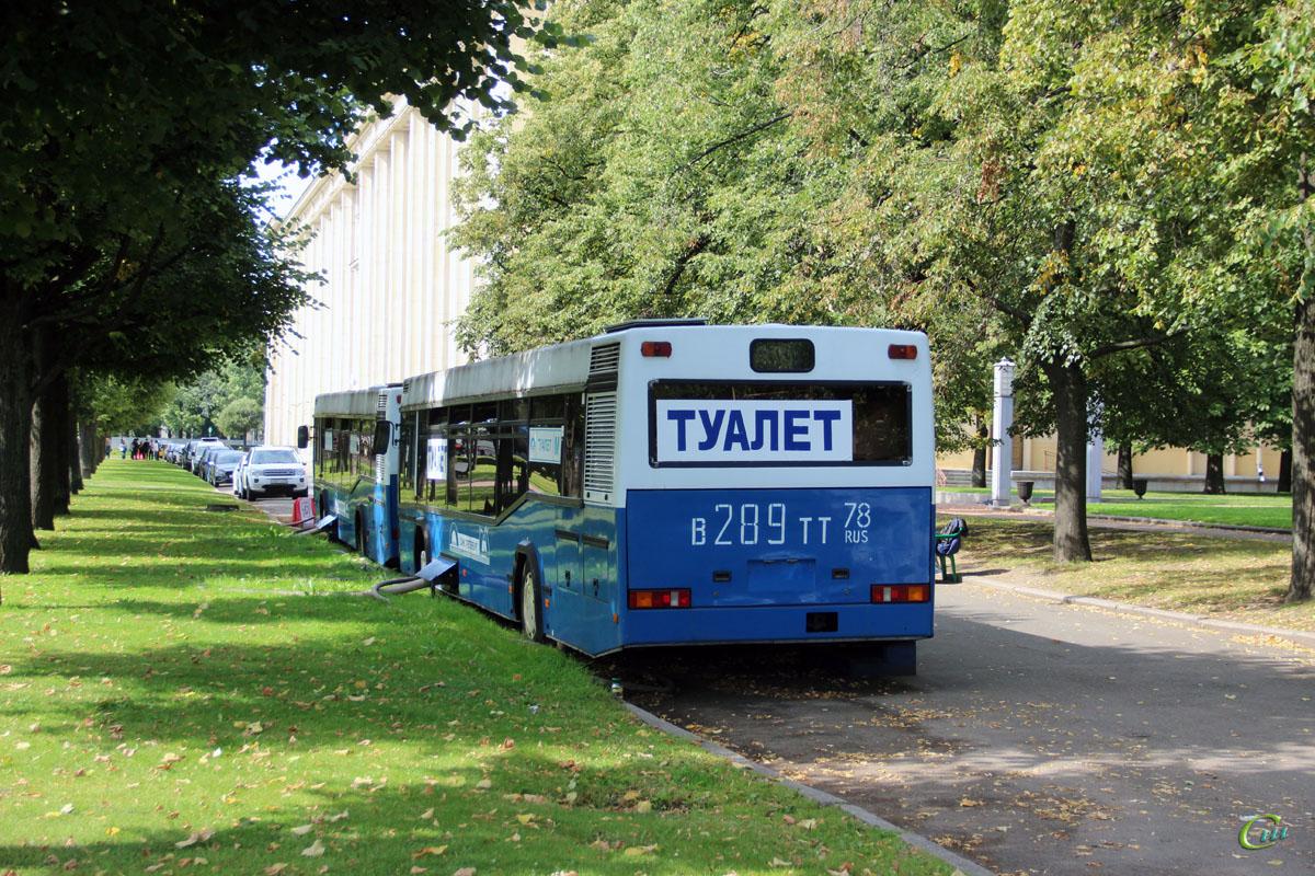 Санкт-Петербург. МАЗ-163 в289тт