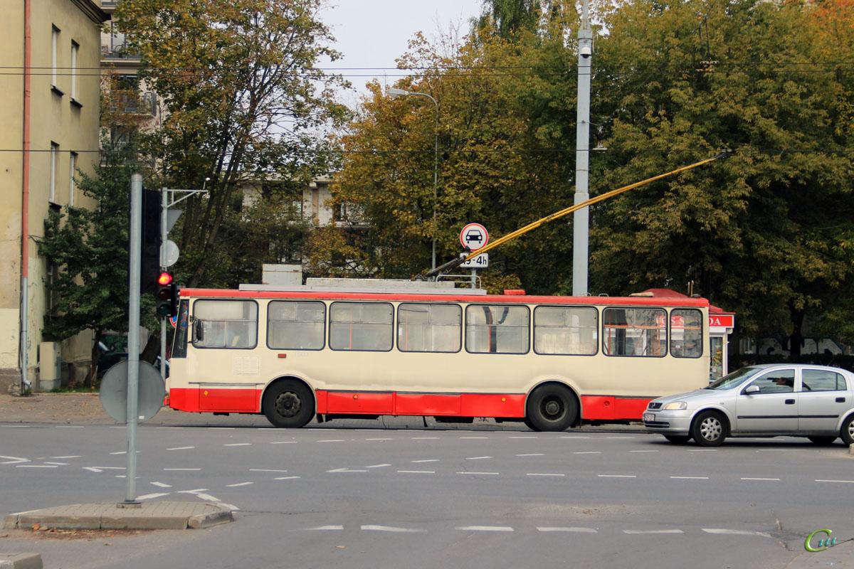 Вильнюс. Škoda 14Tr02/6 №1503
