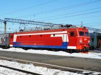 Хабаровск. ЭП1-337