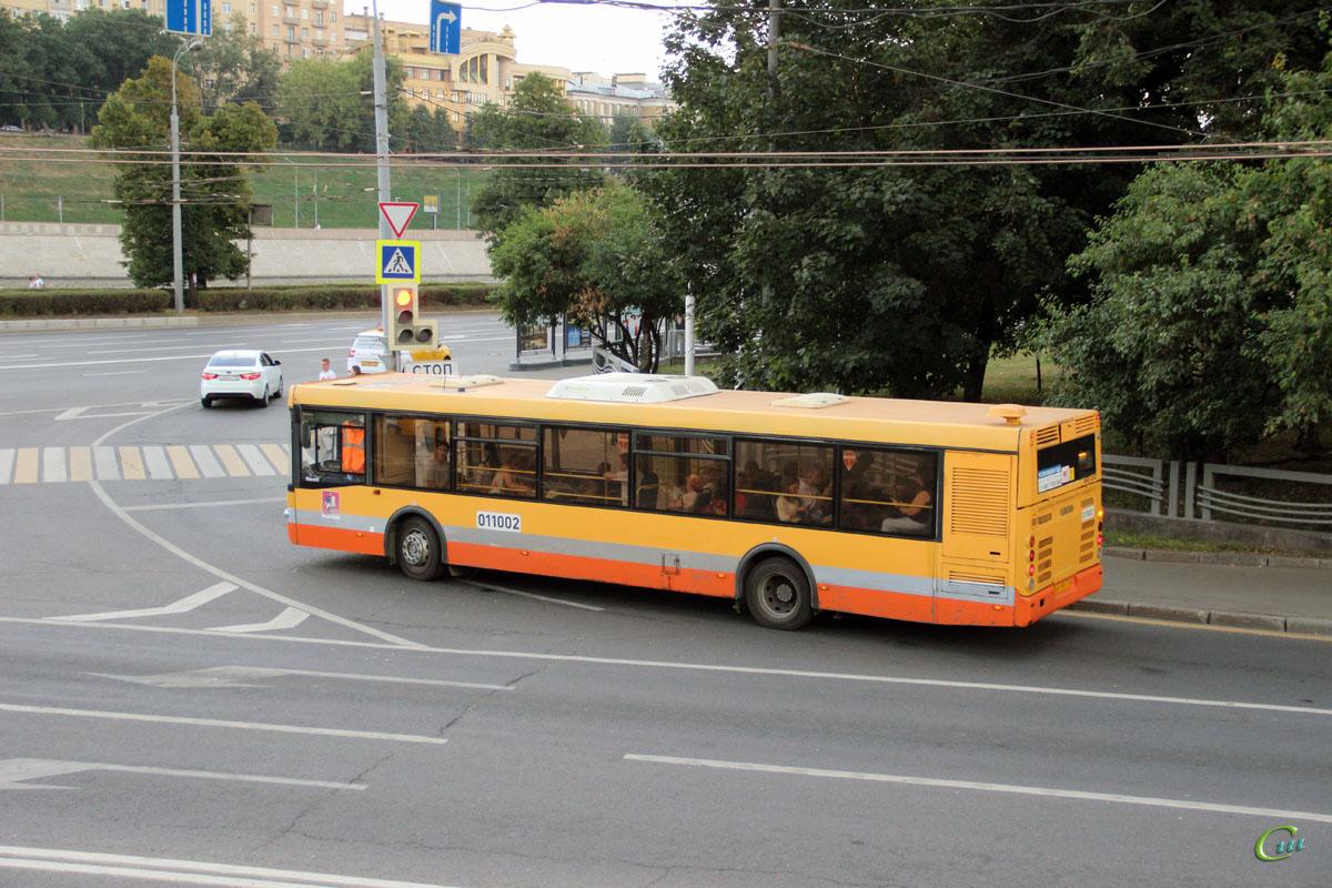 Москва. ЛиАЗ-5292.22 ер191