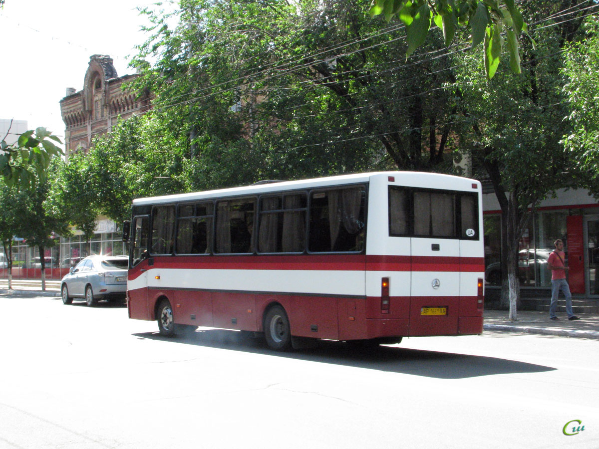 Мариуполь. ЧАЗ-А08310 Мак AP1661AA