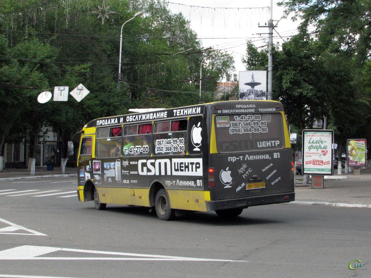 Мариуполь. Богдан А091 AH1300AA