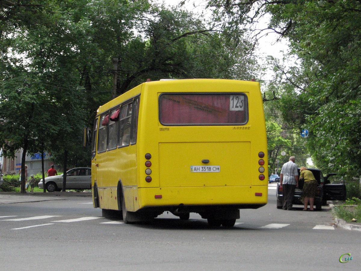 Мариуполь. Богдан А09202 AH3518CH
