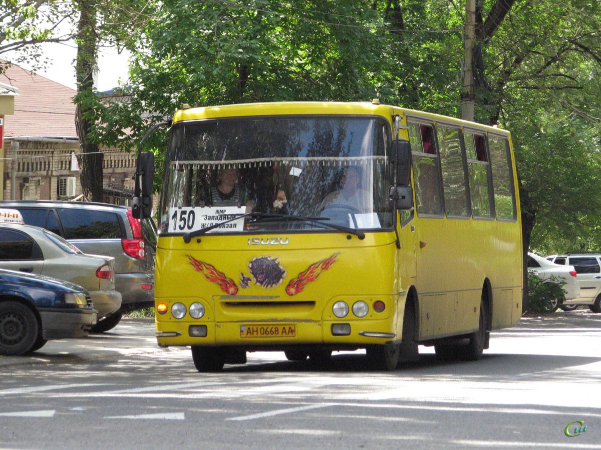 Мариуполь. Богдан А09302 AH0668AA