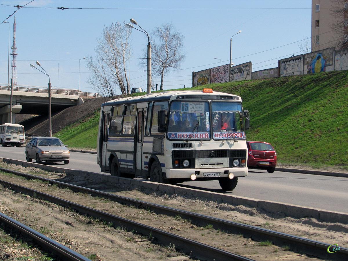 Нижний Новгород. ПАЗ-32054 а398оа