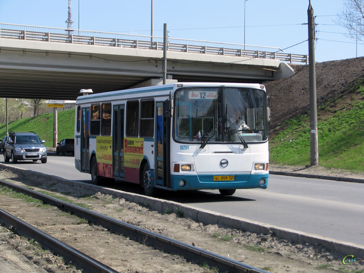 Нижний Новгород. ЛиАЗ-5256.26 ас059