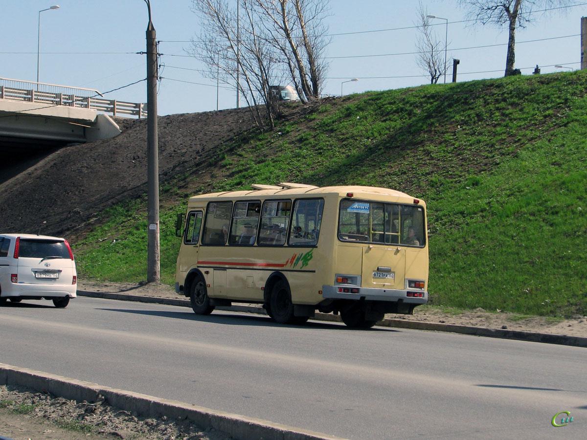 Нижний Новгород. ПАЗ-32054 в721рх