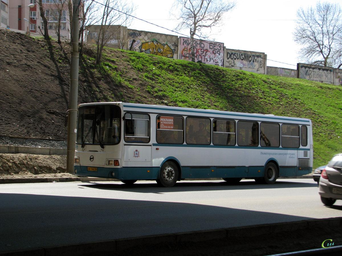 Нижний Новгород. ЛиАЗ-5256.26 ар744
