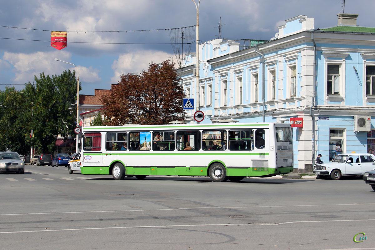 Новочеркасск. ЛиАЗ-5256.45 м734нн
