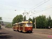 Новокузнецк. Tatra T3SU №201, Tatra T3SU №202
