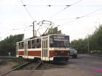 Новокузнецк. Tatra T6B5 (Tatra T3M) №217